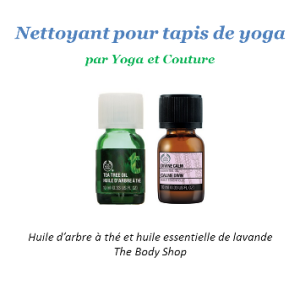 Nettoyant Tapis de Yoga